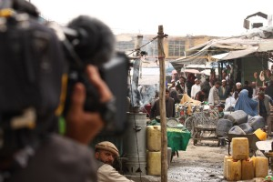 filming the market