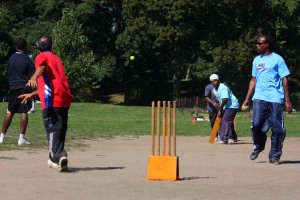 cricket throw LONG