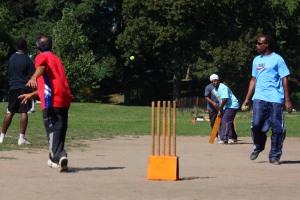 cricket throw LONG