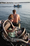 boat and baby