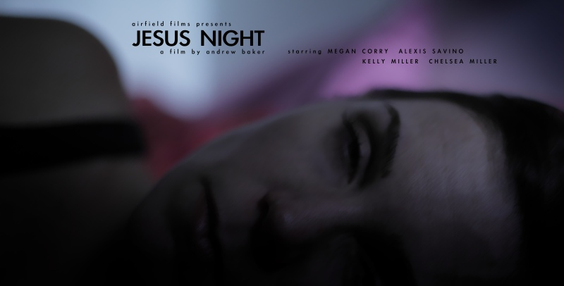 JESUS NIGHT poster
