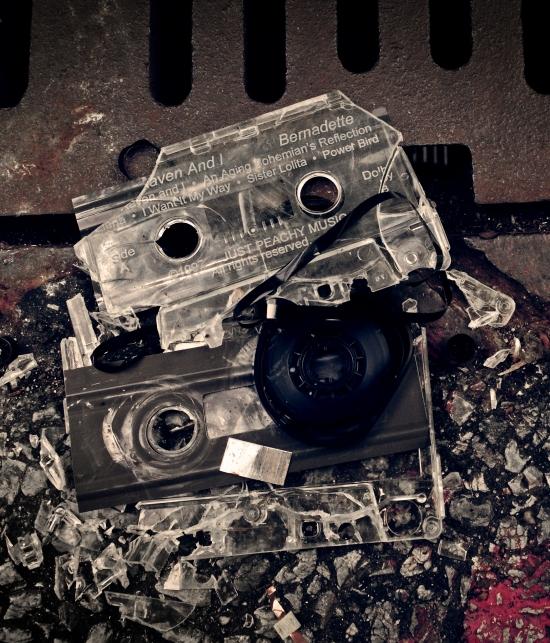 smashed cassette 2