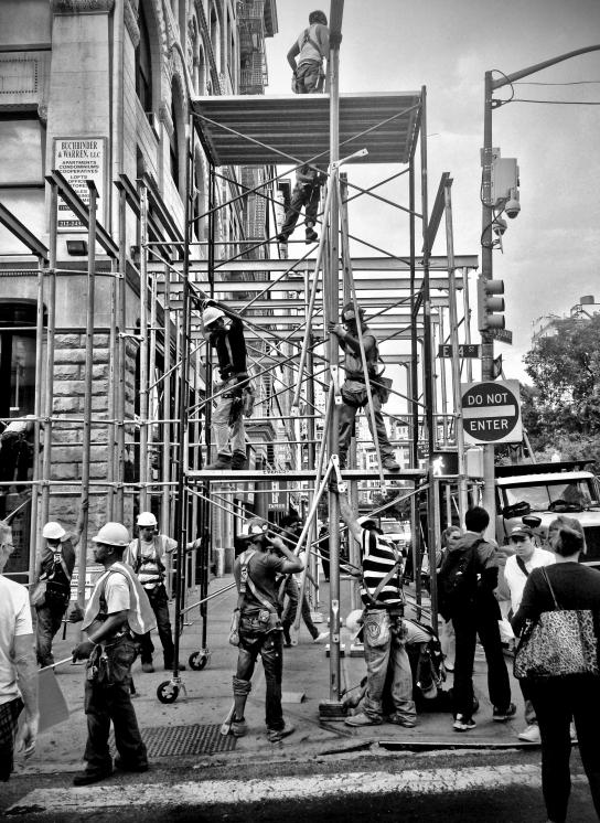 union construction copy