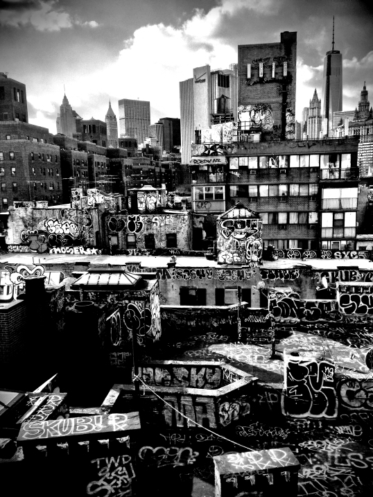 chinatown rooftops