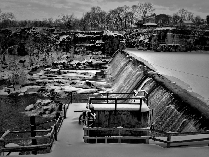 saugerties waterfall