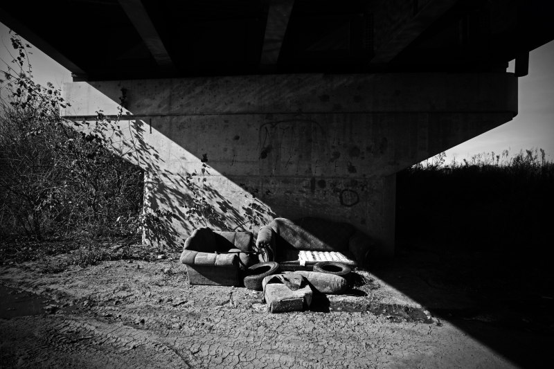 underpass couch