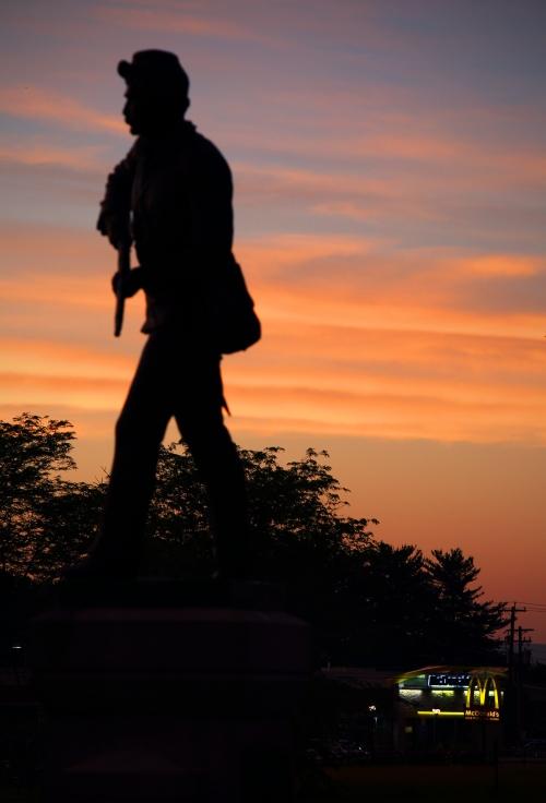 gettysburg mcd's
