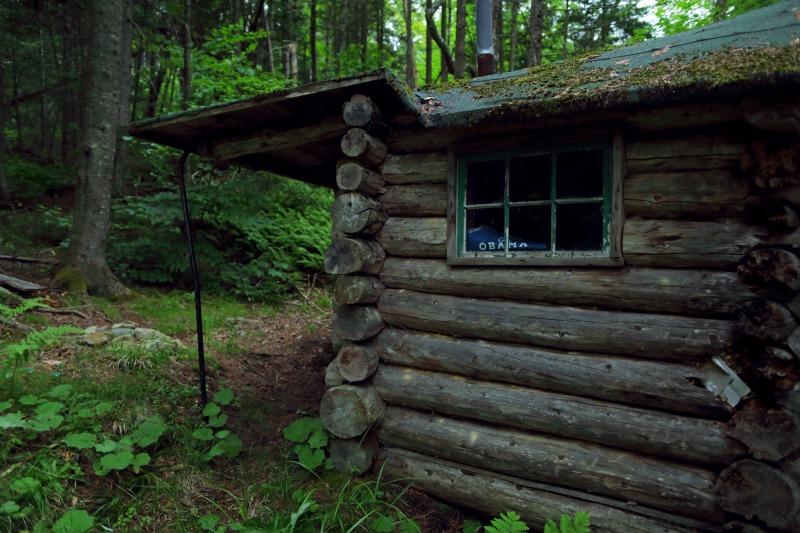 obama sauna